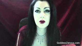Goddess Zenova FemDom Erotic Hypnosis-deeper trance