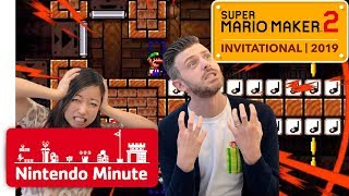 Super Mario Maker 2 Invitational Courses BROKE Us! - Nintendo Minute