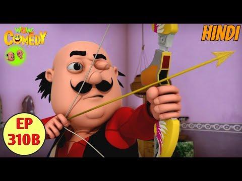 Xxx Mp4 Motu Patlu Cartoon In Hindi 3D Animated Cartoon Series For Kids Motu Ki Teerandaazi 3gp Sex