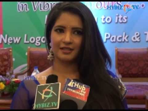 Xxx Mp4 Actress Shuba Punja Launches New Packing And Logo Of Tirumala Milk 3gp Sex