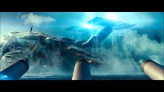 Battleships end fight scene Part 1 HD