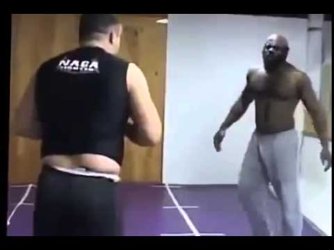 Kimbo pierde vs policia