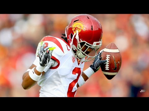 Biggest Playmaker in College Football USC CB WR KR PR Adoree Jackson Career Highlights ᴴᴰ