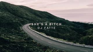 DJ Fatte - She's a Bitch