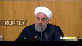 Iran: President Rouhani warns Saudi Arabia of Iran