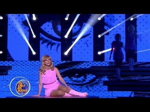 Ana Morgade imita a Nancy Sinatra - TCMS4