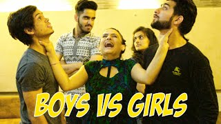 Boys vs Girls ¦ Hindi ¦ #TeamLangotiyas