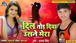 दिल तोड़ दिया उसने मेरा   Mera Dil Tod Diya Akela Chhod Diya   Ajay Singh   Romantic Sad Song