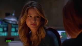 Supergirl│1 20│'Your not the only badass in the family' + 'Secret protect no one '│pt 10