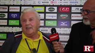 """Cesena-Samb 1-3, Fedeli show: """"Merito di Montero e Fusco. Ho rimproverato Santurro"""""""