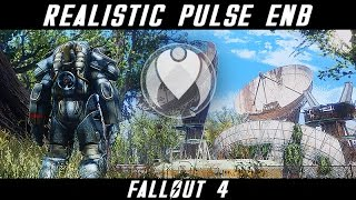 STUNNING REALISM - PULSE ENB | Fallout 4 Ultra Graphics | Nvidia GTX 1080