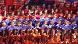 God Bless Armenia! Sergey Smbatyan Independence Youth Orchestra and Choir