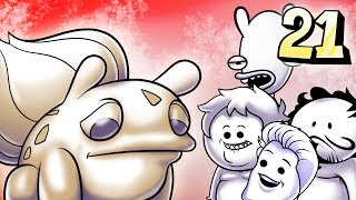 Oney Plays Pokemon (Red Version) WITH FRIENDS - EP 21 - Haunted Mansion