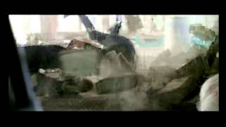 Tiger Shroff fight in empty building in th emovie Heropanti
