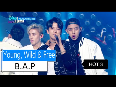 Xxx Mp4 HOT B A P Young Wild Free 비에이피 영 와일드 앤 프리 Show Music Core 20151205 3gp Sex
