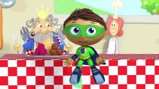 Super WHY! | Full Episodes English ✳️ | ✳️  S02E05 | (HD)
