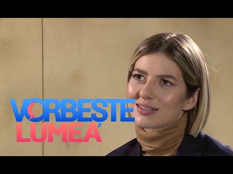 Lidia Buble raspunde intrebarilor