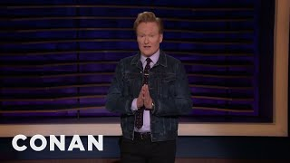 Conan: Arby's President Is Excited To Finally Work In The Food Industry - CONAN on TBS