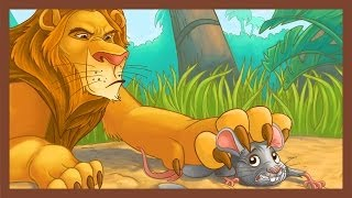 The Lion and the Mouse - ABCmouse.com Aesop