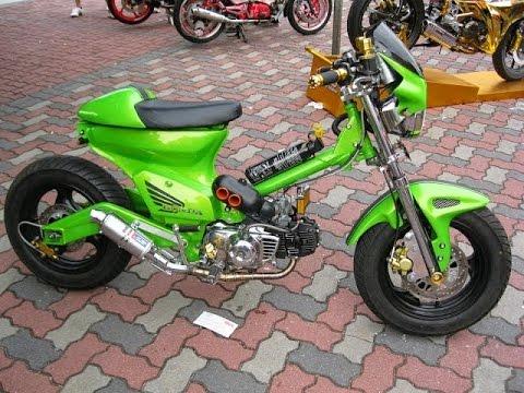 Motor Antik Paling Di Cari Di Indonesia, September 2016