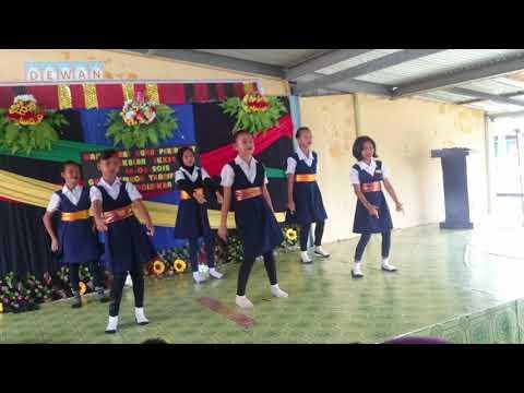Lagi Syantik Dance - Sambutan Hari Guru 2018 Sk Kelapa Sawit No.4 Subis (Syantik Dance)  #syantik