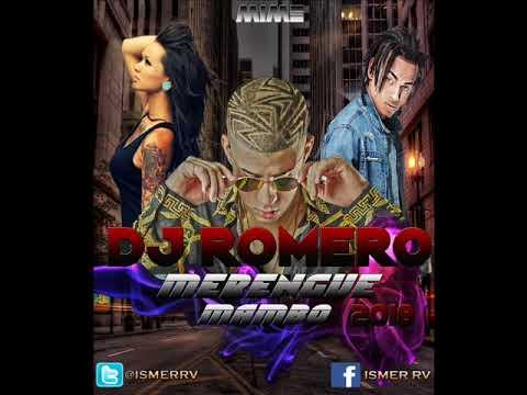 Merengue Mambo 2018 Dj Romero