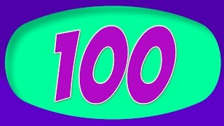 Kids TV Channel 1 to 100 Number Song