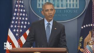 President Obama talks his daughters, hope for the U.S.