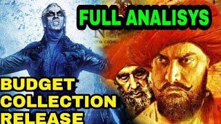 Robot 2.0 vs Thugs of Hindostan full comparison, Akshay kumar vs Aamir Khan, Rajnikant vs Amitabh