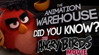 Did You Know? The Angry Birds Movie - The Animation Warehouse [Feat. GablesMcGee]