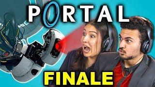 FINAL EPISODE! | PORTAL - Part 5 (React: Let
