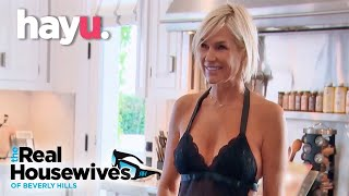Yolanda Foster in Lingerie | The Real Housewives of Beverly Hills | Season 5
