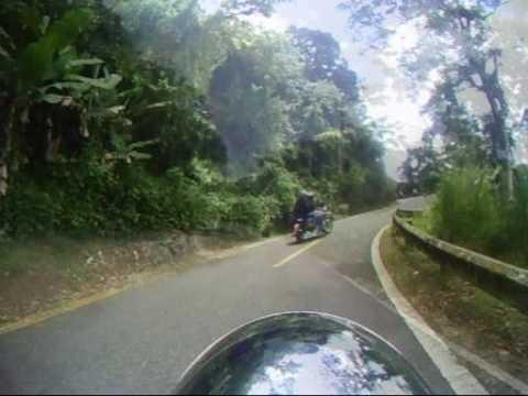 Paseo en Motora por Puerto Rico