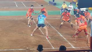 MAHARASHTRA POLICE vs MUMBAI PORT KABADDI MATCH 2018..PART 2