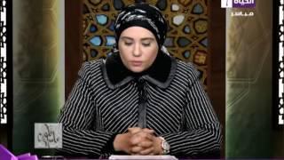 قلوب عامرة - متصلة تفاجأ د\ نادية عمارة و تدعوا علي أبنها علي الهواء .. شاهد السبب !!