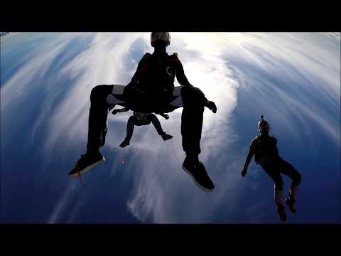 Summer weekend May 2017 Skydive Finland, Utti