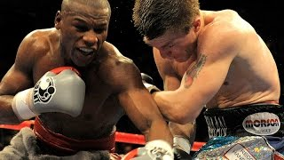 Floyd Mayweather vs. Ricky Hatton - Highlights