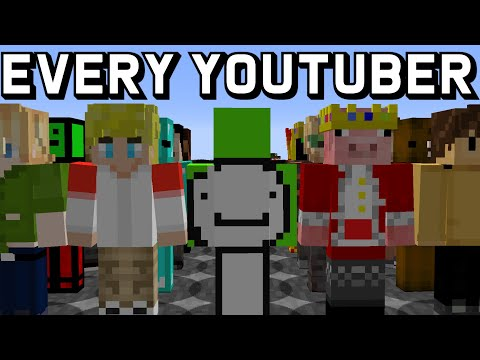 Every Minecraft YouTuber Ever be like