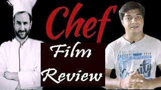 Full movie Review   Chef   Saif Ali Khan   Padmapriya Jankiraman