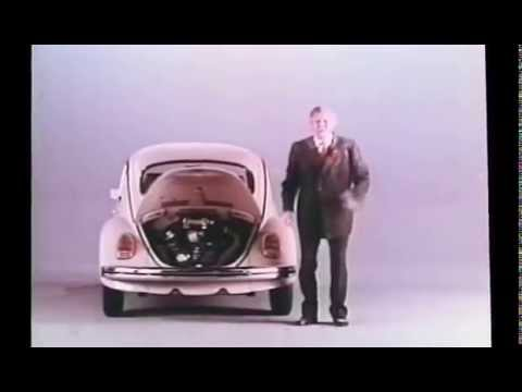 vw beetle 1970 ad: getting old...