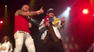 Chino y Nacho Ft. Daddy Yankee Andas En Mi Cabeza En Vivo