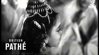 Pakistani Dancer (1953)