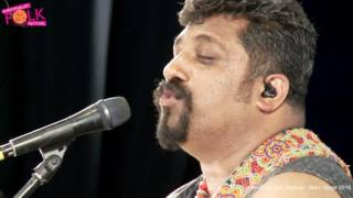 Raghu Dixit at Shrewsbury Folk Festival 2016