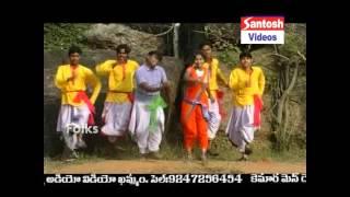 Abbaba Chudamane || Kandiriga Nadumidi || Telugu Janapadhallu