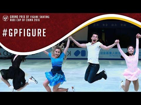 Relive: ISU Grand Prix of Figure Skating Audi Cup of China 2016 - #GPFigure