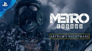 Metro Exodus - Artyom