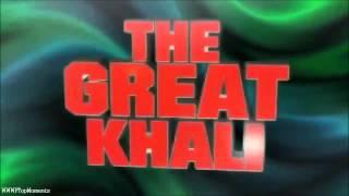 The Great Khali Titantron 2012 HD