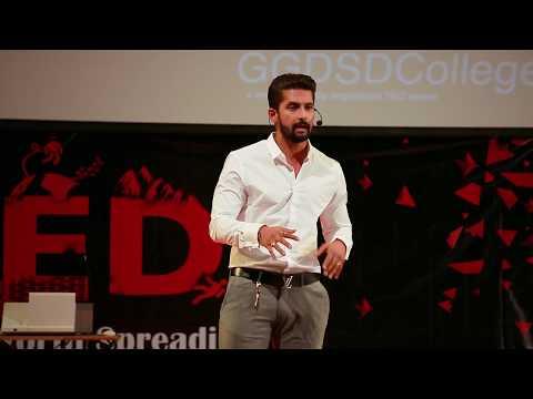 Xxx Mp4 The Secret To Achieving The Quot Impossible Quot Ravi Dubey TEDxGGDSDCollege 3gp Sex