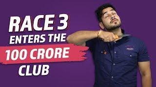 Race 3 enters the 100 crore club | Bollywood | Pinkvilla | Race 3