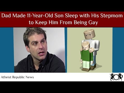 Xxx Mp4 Dad Made 11 Year Old Son Sleep With His Stepmom 👩👦 To Keep Him From Being Gay 😡 3gp Sex